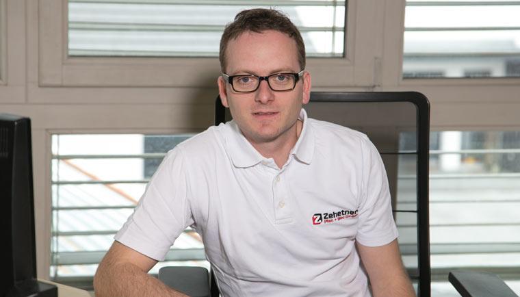 Georg Zehetner der Plan + Bau GmbH in Ottering