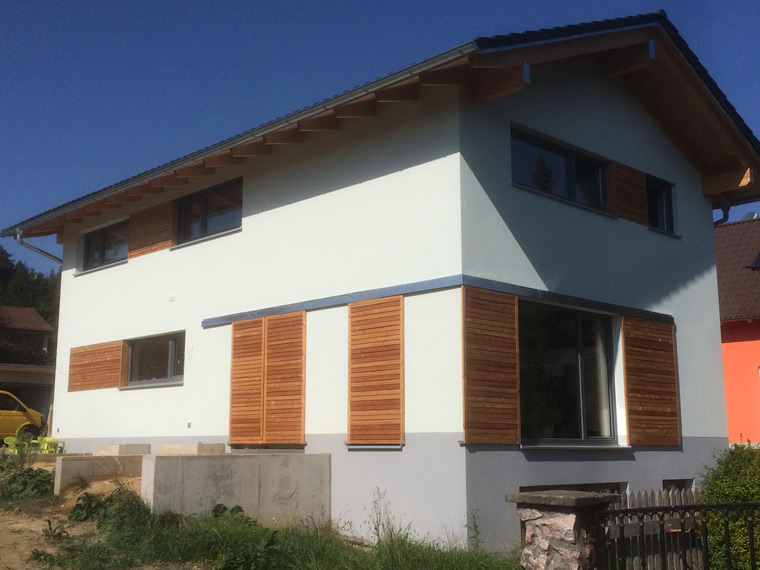 Einfamilienhaus - gebaut von der Zehetner Plan + Bau GmbH aus Ottering