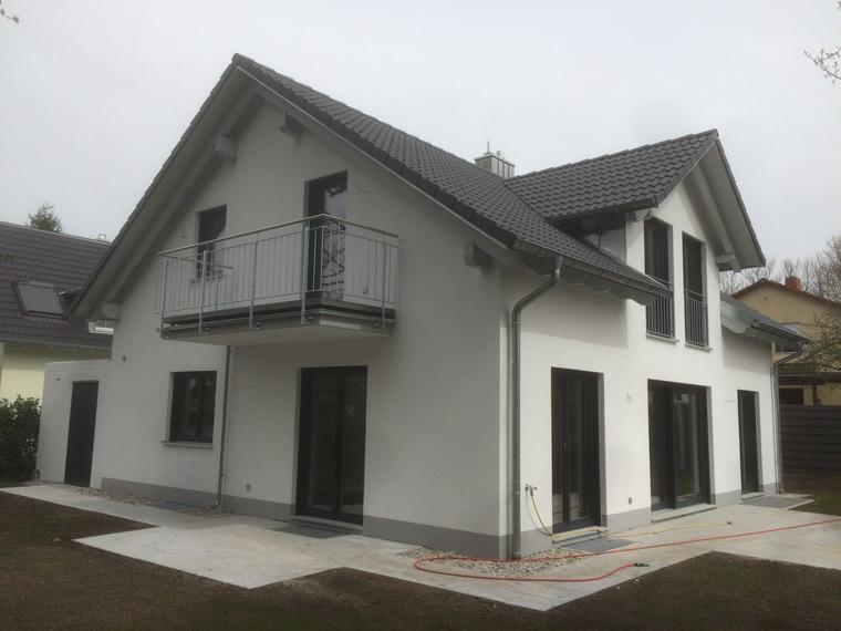 Großes Einfamilienhaus in Daglfing
