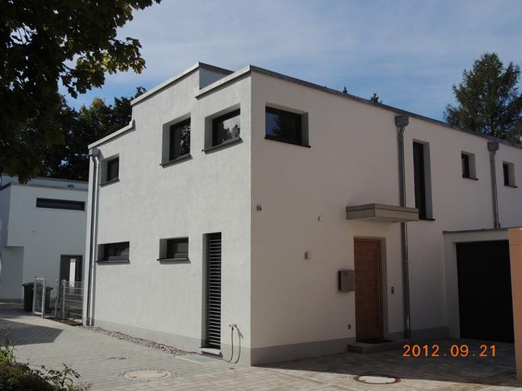 Neu gebautes Einfamlienhaus bei München