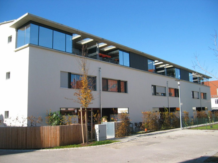 Einheimischenmodell in Erding - gebaut von der Zehetner Plan + Bau GmbH
