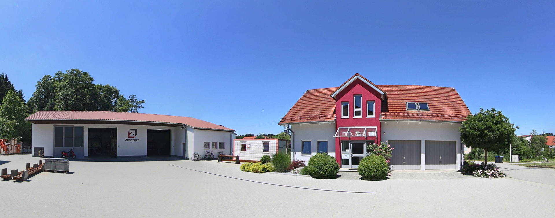 Zehetner Plan + Bau GmbH in Inning am Holz bei Ottering
