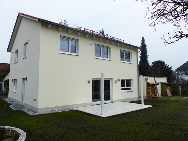 Zweifamilienhaus - Projekt der Zehetner Plan + Bau GmbH