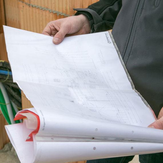 Zehetner Bau + Plan GmbH - Planung für einen Hausbau